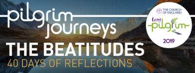 Pilgrim journey cover