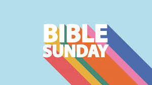 Free resources for Bible Sunday 2020 - Bible Society